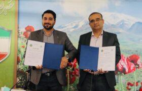تشکل های فنی-مهندسی و انجمن صنفی مهندسان باغستان تفاهم نامه همکاری امضاء کردند